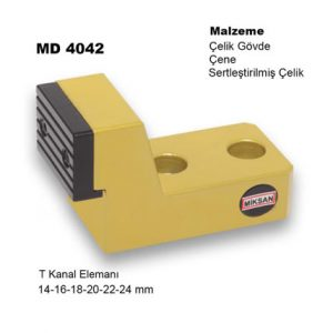 Hızlı Bağlama Sistemi MD-4042 MİKSAN