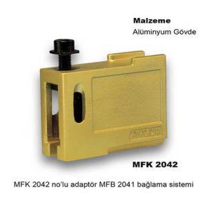 Hızlı Bağlama Sistemi MFK-2042 MİKSAN