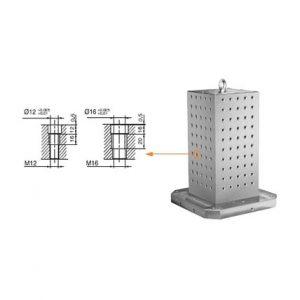 CNC Yatay İşleme Kulesi - 2650-ER-EL