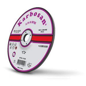 Alüminyum Taşlama Diskleri -KARBOSAN