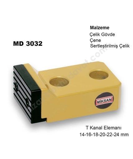 Hızlı Bağlama Sistemi MD-3032 MİKSAN