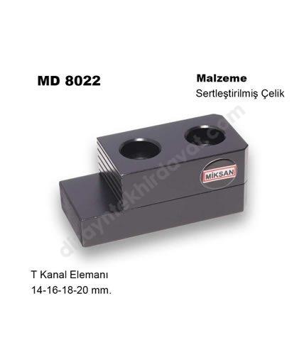 Hızlı Bağlama Sistemi MD-8022 MİKSAN