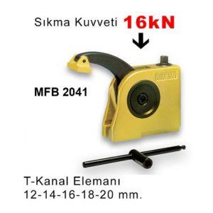 Hızlı Bağlama Sistemi MFB-2041 MİKSAN