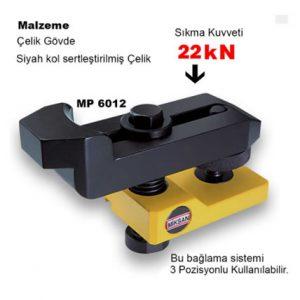 Hızlı Bağlama Sistemi MP-6012 MİKSAN