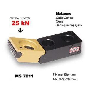 Hızlı Bağlama Sistemi MS-7011 MİKSAN