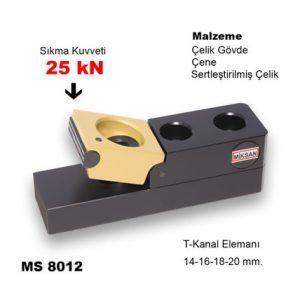 Hızlı Bağlama Sistemi MS-8012 MİKSAN