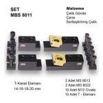 Hızlı Bağlama Sistemi SET MBS-8011 MİKSAN