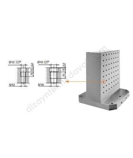 CNC Yatay İşleme Kulesi - 2710-ER-EL