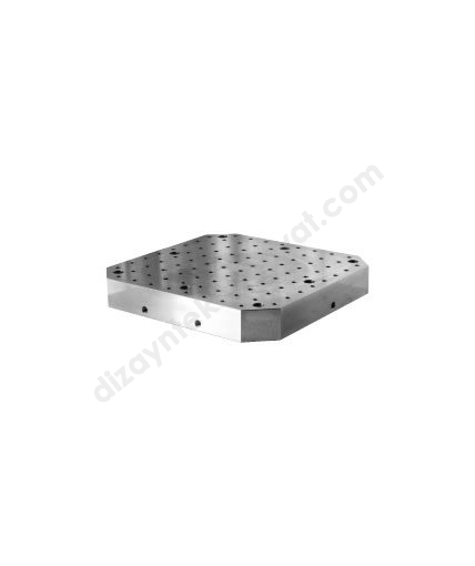 CNC Yatay İşleme Tablası Delikli - 2510-ER-EL