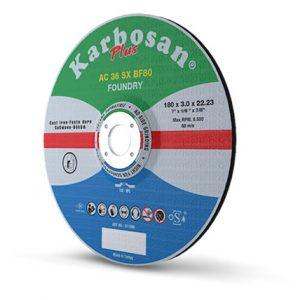 AC Aşındırıcı Kesme Diskleri -KARBOSAN