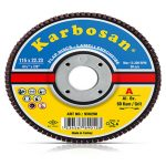 Al. Ox. Flap Disk Zımpara -KARBOSAN