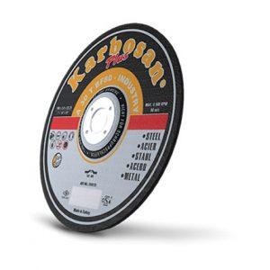 Endüstriyel Metal Kesme Diskleri (Plus)