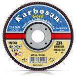 Gold Flap Disk Zımpara -KARBOSAN