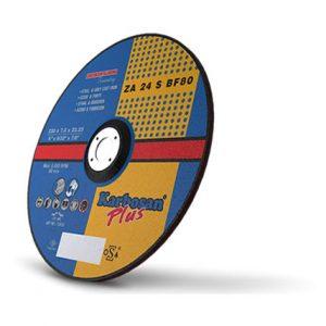 Zirkon Aşındırıcı Taşlama Diskleri (Plus) -KARBOSAN