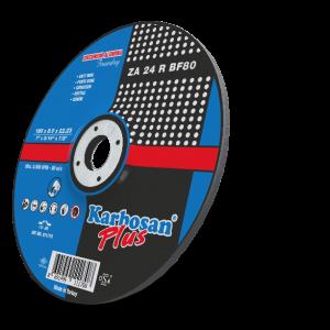 Zirkon Aşındırıcı Taşlama Diskleri -KARBOSAN