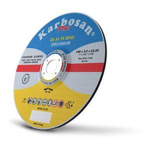 ZR Aşındırıcılı Kesme Diskleri -KARBOSAN
