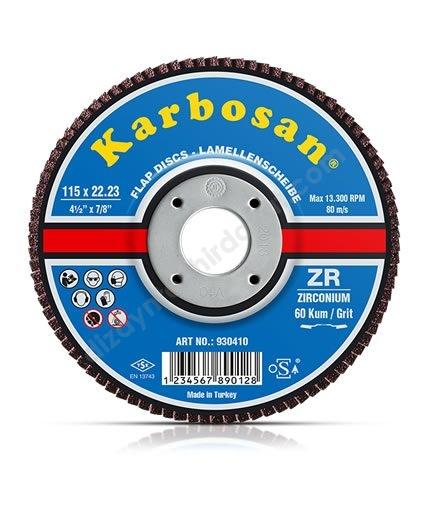 ZR Flap Disk Zımpara -KARBOSAN