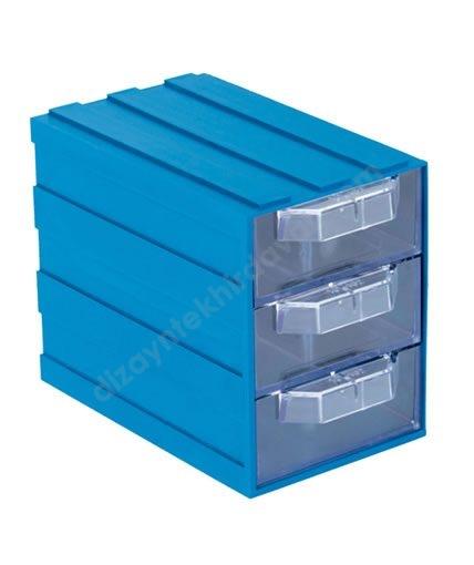 Plastik Çekmeceli Kutu 102-3