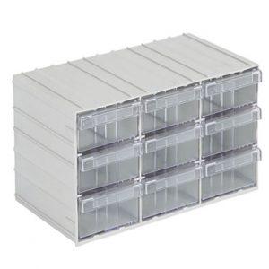 Plastik Çekmeceli Kutu 120-9