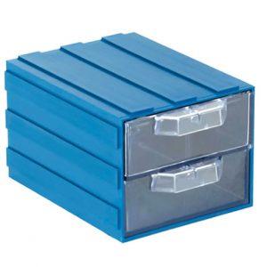 Plastik Çekmeceli Kutu 202-2