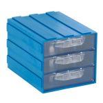 Plastik Çekmeceli Kutu 302-3