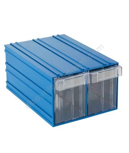 Plastik Çekmeceli Kutu 501-2