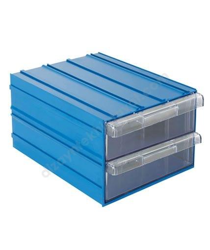 Plastik Çekmeceli Kutu 512