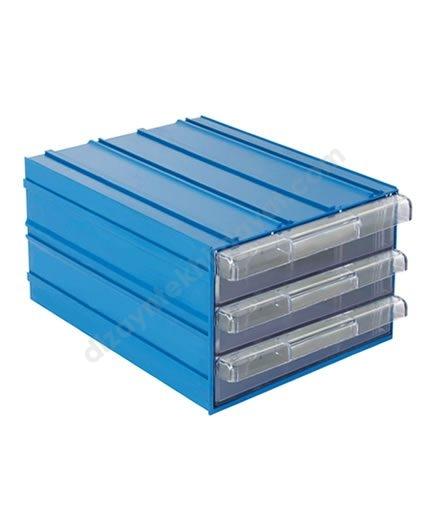 Plastik Çekmeceli Kutu 513