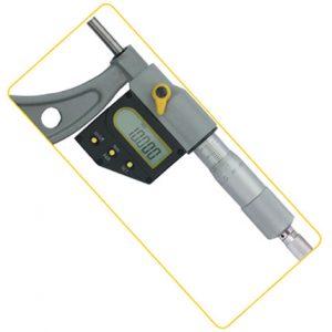 Değiştirilebilir Çubuklu Dış Çap Dijital Mikrometreler - ASİMETO
