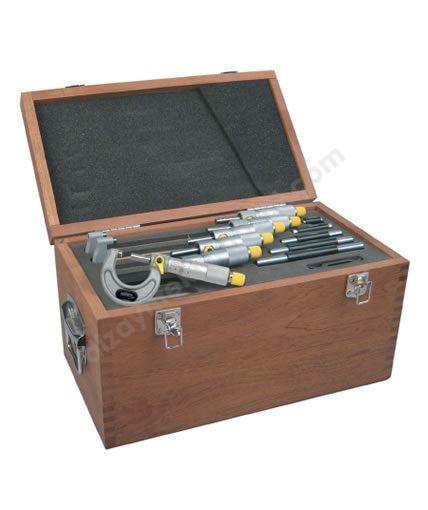 Mekanik Mikrometre Seti - ASİMETO
